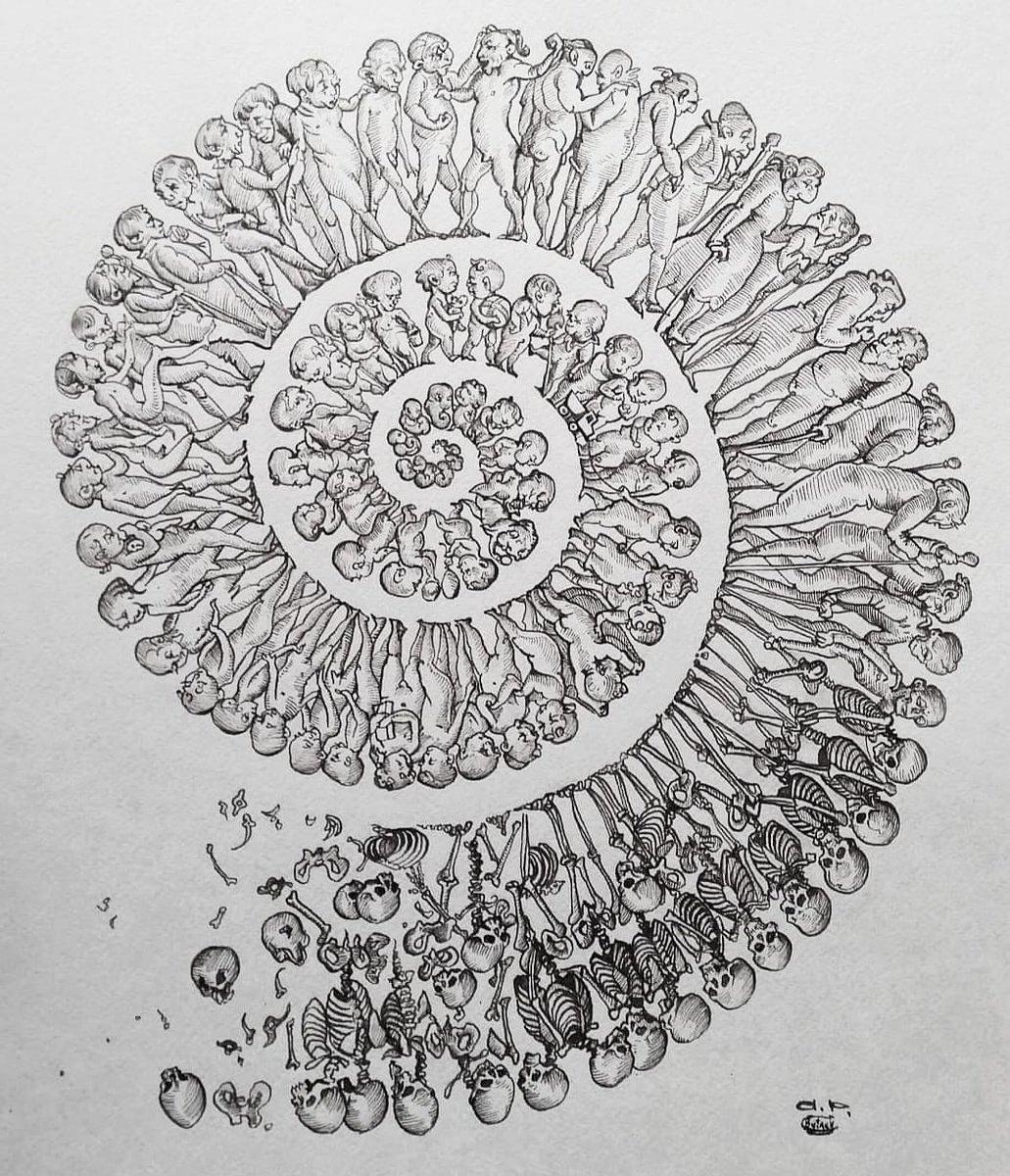 Alexander Butaev - Spiral of Life