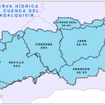 Image for the Tweet beginning: 💦| La reserva hídrica española