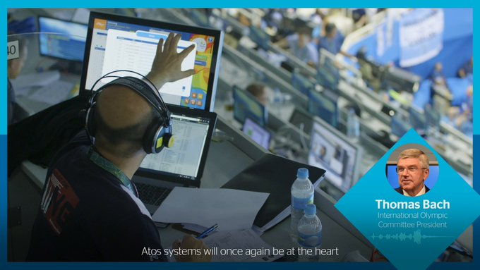 [#Tokyo2020] Proud to say that Atos systems are at the heart of the most...