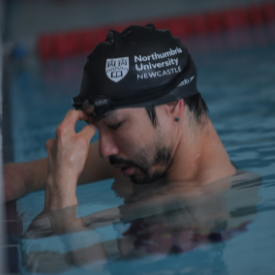 As part of our Taking on Tokyo run of stories, we speak to student swim star Taka Suzuki and his coach at Northumbria @louisecgraham ahead of the Paralympic Games in Tokyo. Read more here: https://t.co/eeiqQ1tJhW  #TakeOnTomorrow #Tokyo2020 #Paralympics https://t.co/sjr2NR4ynd