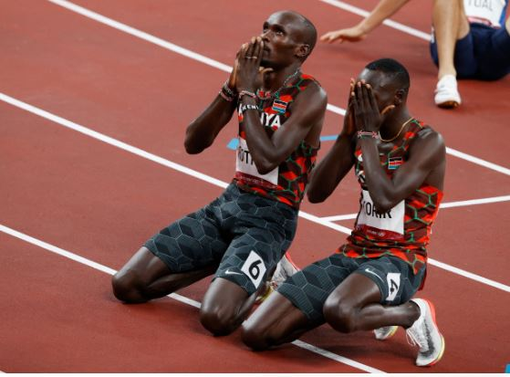 @StandardKenya's photo on #TokyoOlympics