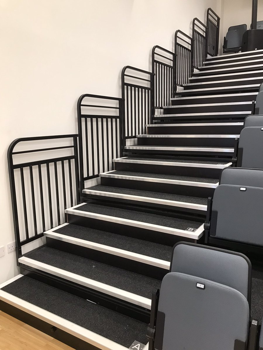 test Twitter Media - You asked and we listened!  After a few film screenings before COVID-19  you asked for handrails and now we have them!  Just in time for our cinema opening up soon (more on that later!) https://t.co/UD3debQkuB