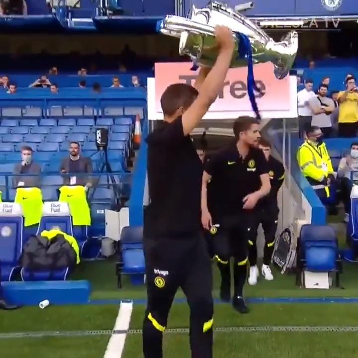 @ChelseaFC's photo on Deni
