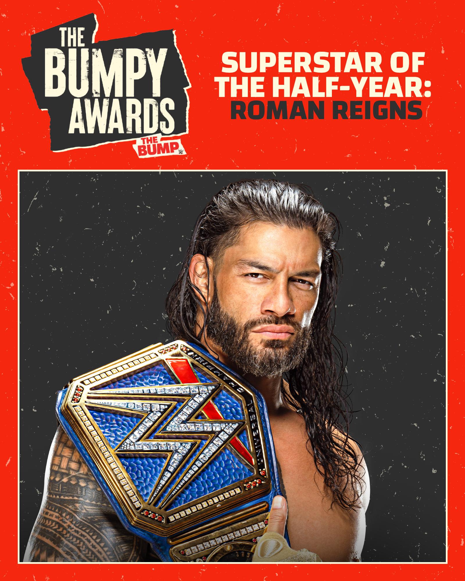 WWE Bumpy Awards 2021: Full List Of Winners Revealed 48