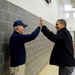 Image for the Tweet beginning: Happy birthday, @BarackObama. I'm proud