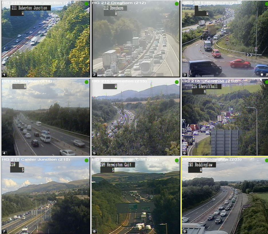 test Twitter Media - UPDATE❗️⌚️16:50  #A720 congestion  Slow traffic from the #M8 eastbound J2 to Baberton on the Bypass. Delays approx 40 mins.  Westbound - slow from Millerhill to Sheriffhall and Sheriffhall to Baberton. Delays approx 55 mins.  @SETrunkRoads #edintravel https://t.co/tBY5Cyv4aI