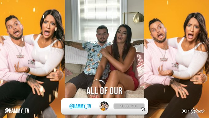 Prepare for prank wars with @TheRealHammy_TV on OnlyFans! 👫💥 Viral sensations Ryan & Jen will have you
