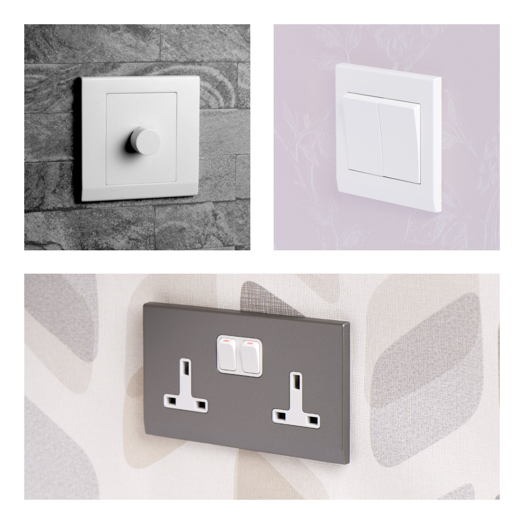 Like your switches with a touch of minimalism? Try our Simplicity range of switches and sockets. retrotouch.co.uk/simplicity.html #simplaicity #minimalism #switches #sockets #retrotouch