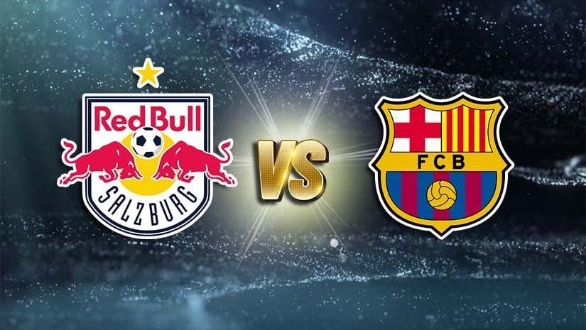 Red Bull Salzburg vs Barcelona Full Match & Highlights 04 August 2021
