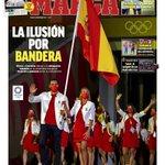 Image for the Tweet beginning: #LaPortada de @marca  'La ilusión por