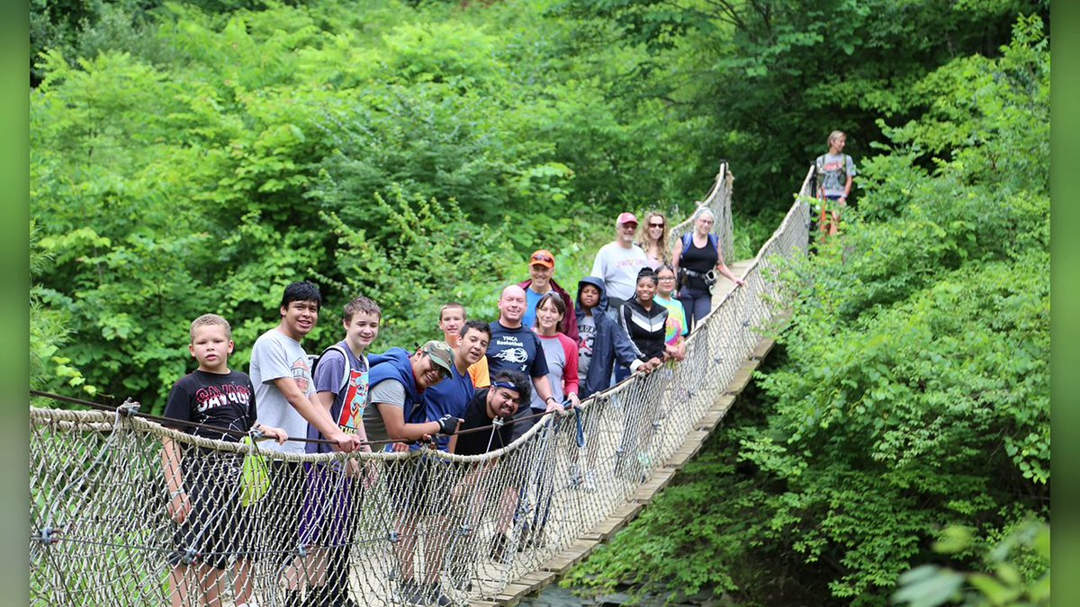 We were truly blessed to share the trail and the beauty of God's amazing creation at Caesar Creek State Park (@ohiodnr) with this great group of youth and mentors from City Gospel Mission! https://t.co/qT00K6gfvB