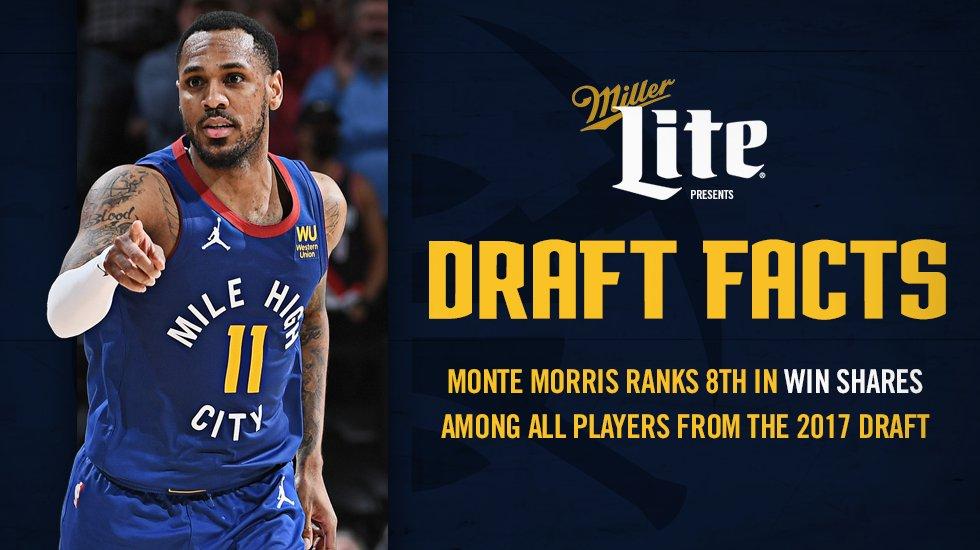 Not bad for the 51st pick...  #MileHighBasketball https://t.co/cewfo7vzB0