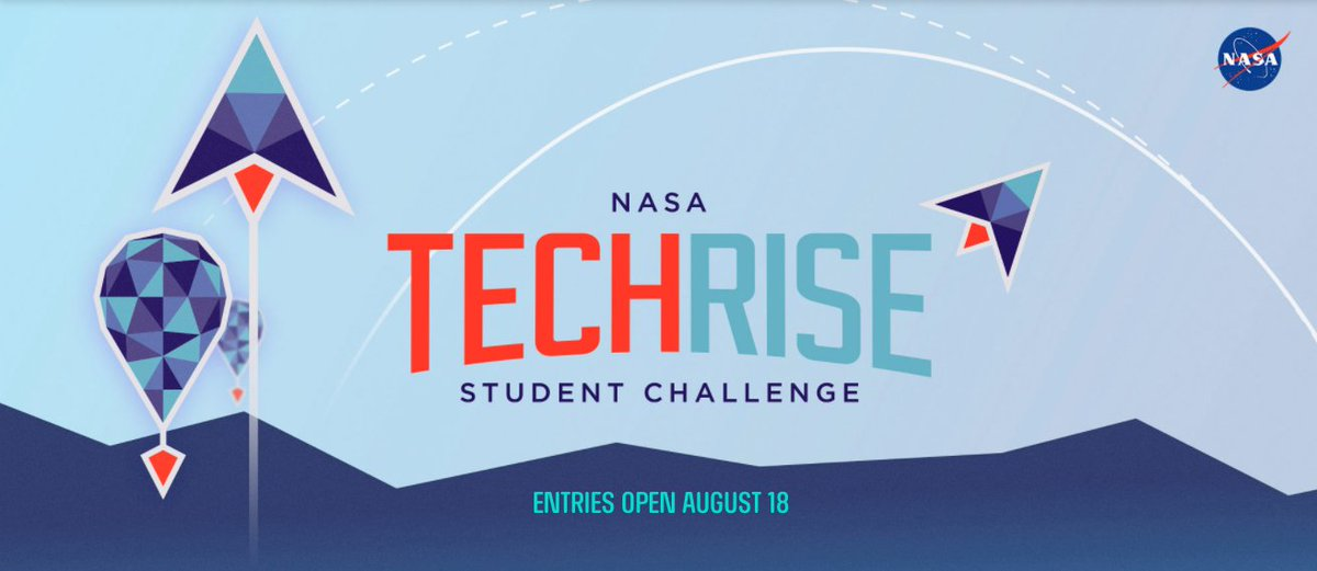 Calling all teachers! Launching this fall, teacher and student groups from 6-12 grade can compete to launch technology and research payloads on NASA-supported commercial suborbital flights.  Learn more: https://t.co/HqHV3zfraA https://t.co/B5s5HHbdJH