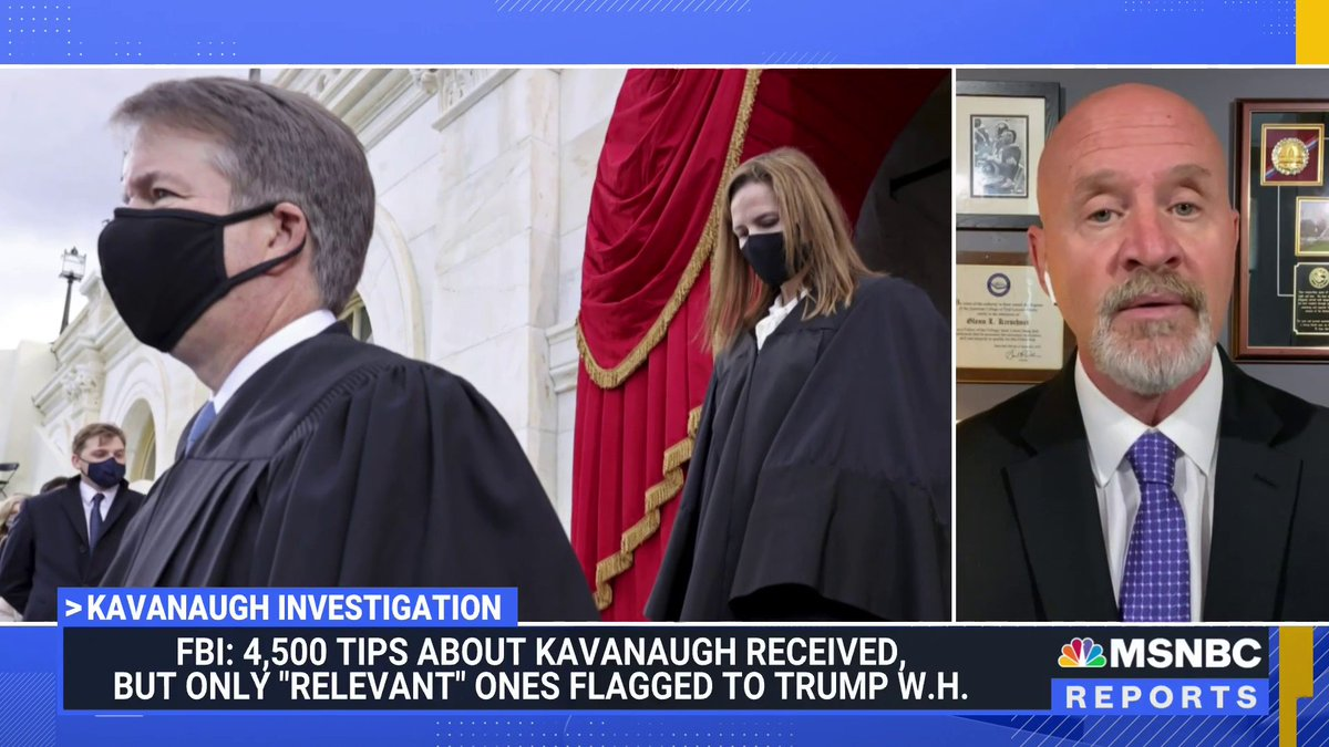 """. @glennkirschner2: """"I think Congress should do a deep dive into the nature of these tips, the fact that they went uninvestigated, and I think there is a good bit of congressional inquiry that should go on now."""" https://t.co/TooEhFpRbQ"""