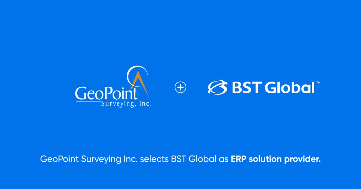 test Twitter Media - We're proud to welcome @GeoPointSurvey to the family and look forward to a successful implementation and collaborative partnership ahead. Read Announcement https://t.co/6Evm9J3kbW   #AEC #ERP #Partnership https://t.co/rtbPeIuwgS