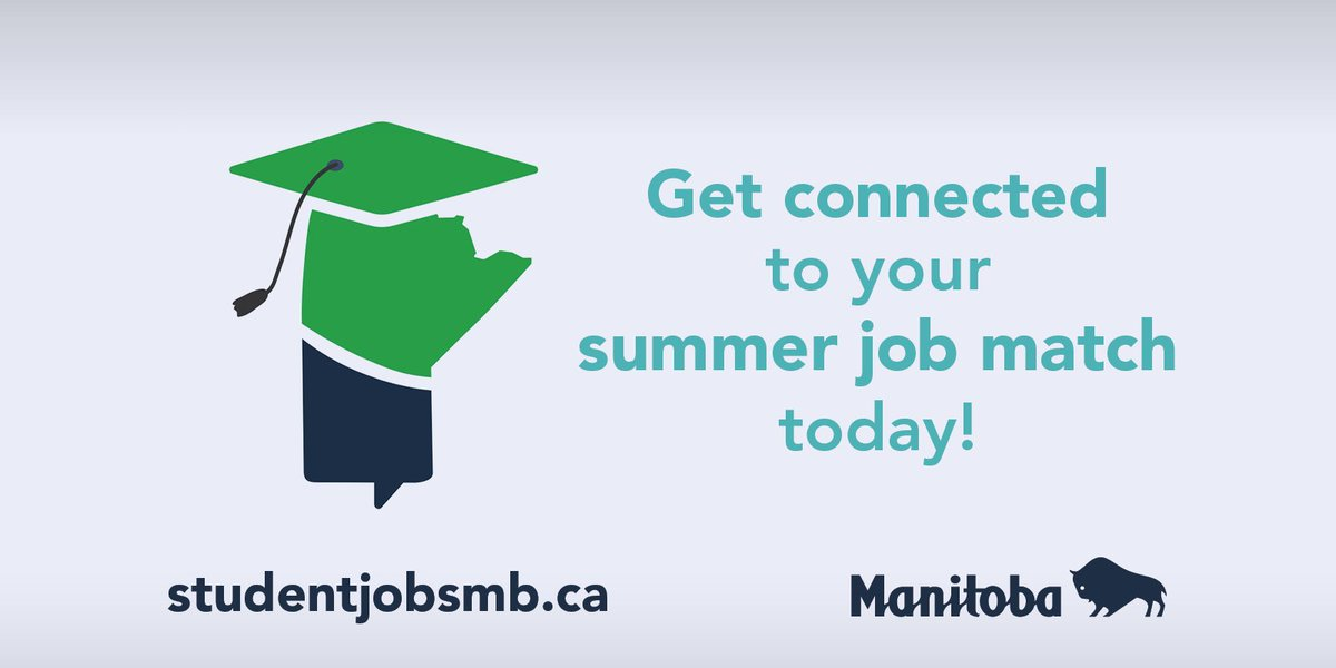 test Twitter Media - Our government is committed to connecting students with work. Register with Student Jobs MB today! #mbpoli   https://t.co/dmhLCHlQRc https://t.co/3FkdHQOI0S