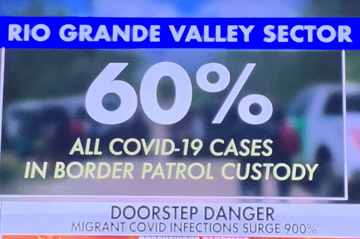 US SOUTHERN BORDER is over run with illegal migrants w/high positivity Covid rate.    BREAKING:  many migrants refusing vaccine while US citizens are being vilified not getting vaccine.   Will the Biden admin turn out migrants if they refuse or are citizens only GOV targets? https://t.co/xQDLgMvLFf