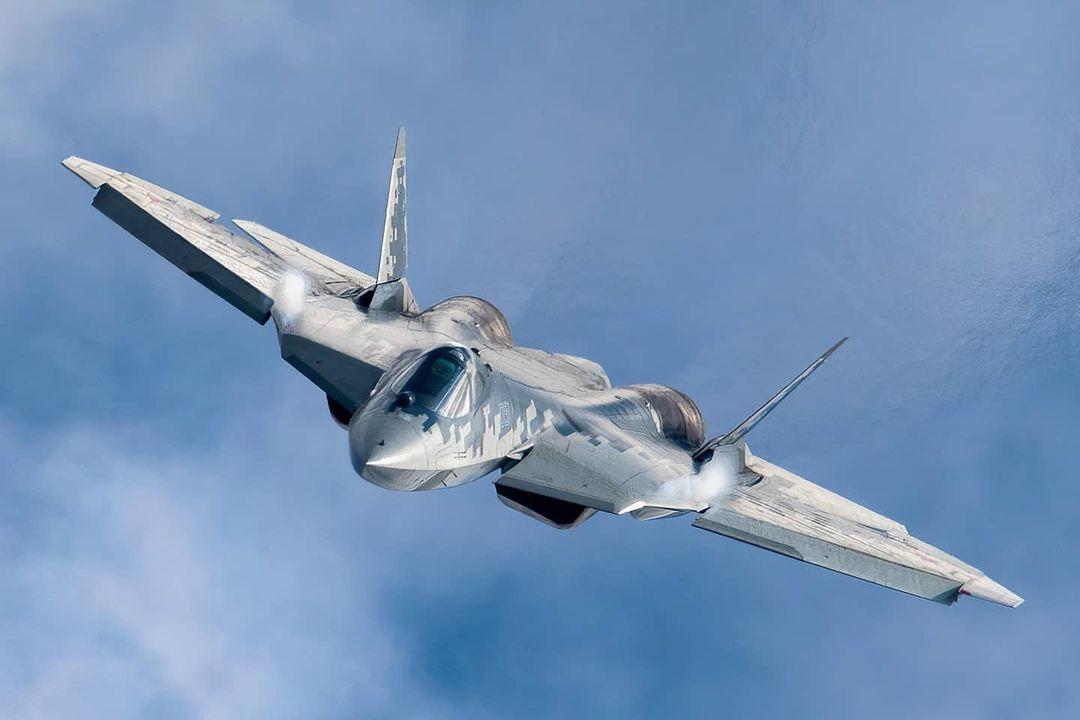 Su-57 Stealth Fighter: News #7 - Page 32 E7AkPUoWUAAEzKi?format=jpg&name=medium