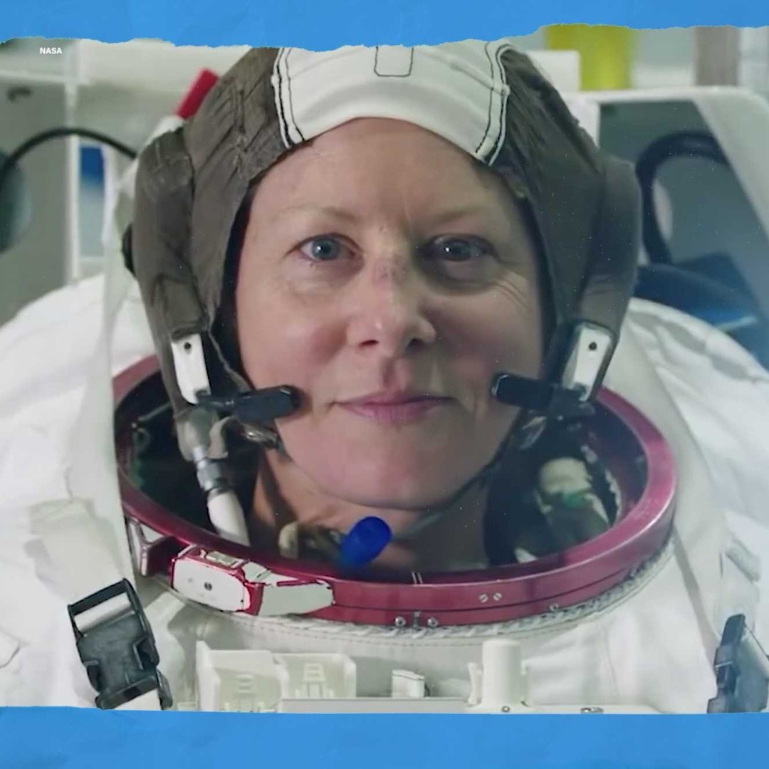learn how NASA is working to make space exploration more inclusive for women 🚀 #NickNews https://t.co/YZISvRC8dS