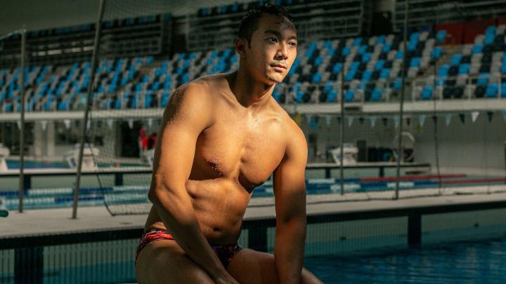 """""""Any sort of stain of repression or crimes against humanity does not belong at the Olympic Games.""""  Myanmar's top swimmer is boycotting the Games to protest the military coup—and says the International Olympic Committee must stop hiding behind neutrality https://t.co/sNh49UwVZU https://t.co/WDnIiSILwV"""