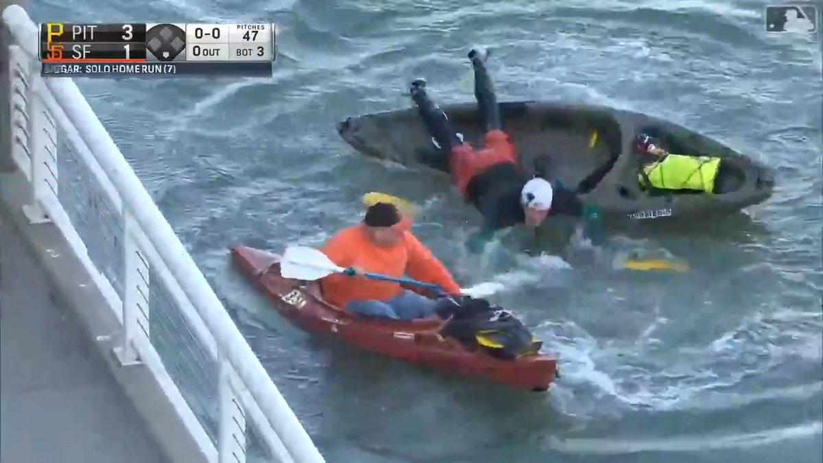 needed the drama of this kayak race https://t.co/WAzfQ3zLEu
