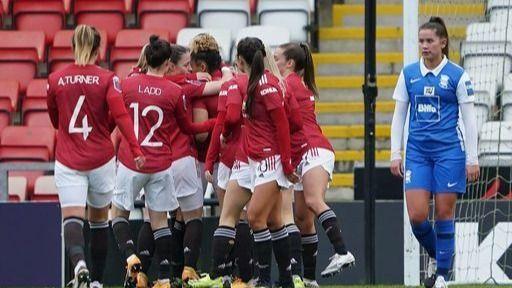 Manchester United Women's Fixtures Released [@NewsUnitedStand] #mufc   Details ➡️ https://t.co/HmYZzF3uyl https://t.co/Ih1NEQ4b5Z