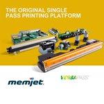 Image for the Tweet beginning: Our VersaPass® modular printing platform