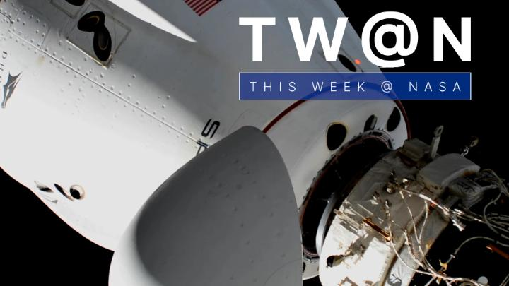 This week…  🐉 @SpaceX's Crew Dragon Endeavor relocates at the @Space_Station 🚀 @Boeing's #Starliner spacecraft readies for a July 30 launch 🔴 @NASAInsight reveals the deep interior of Mars  Get the details on these stories & more in This Week at NASA: https://t.co/lTed6iIiSr https://t.co/IJk7xbrx24