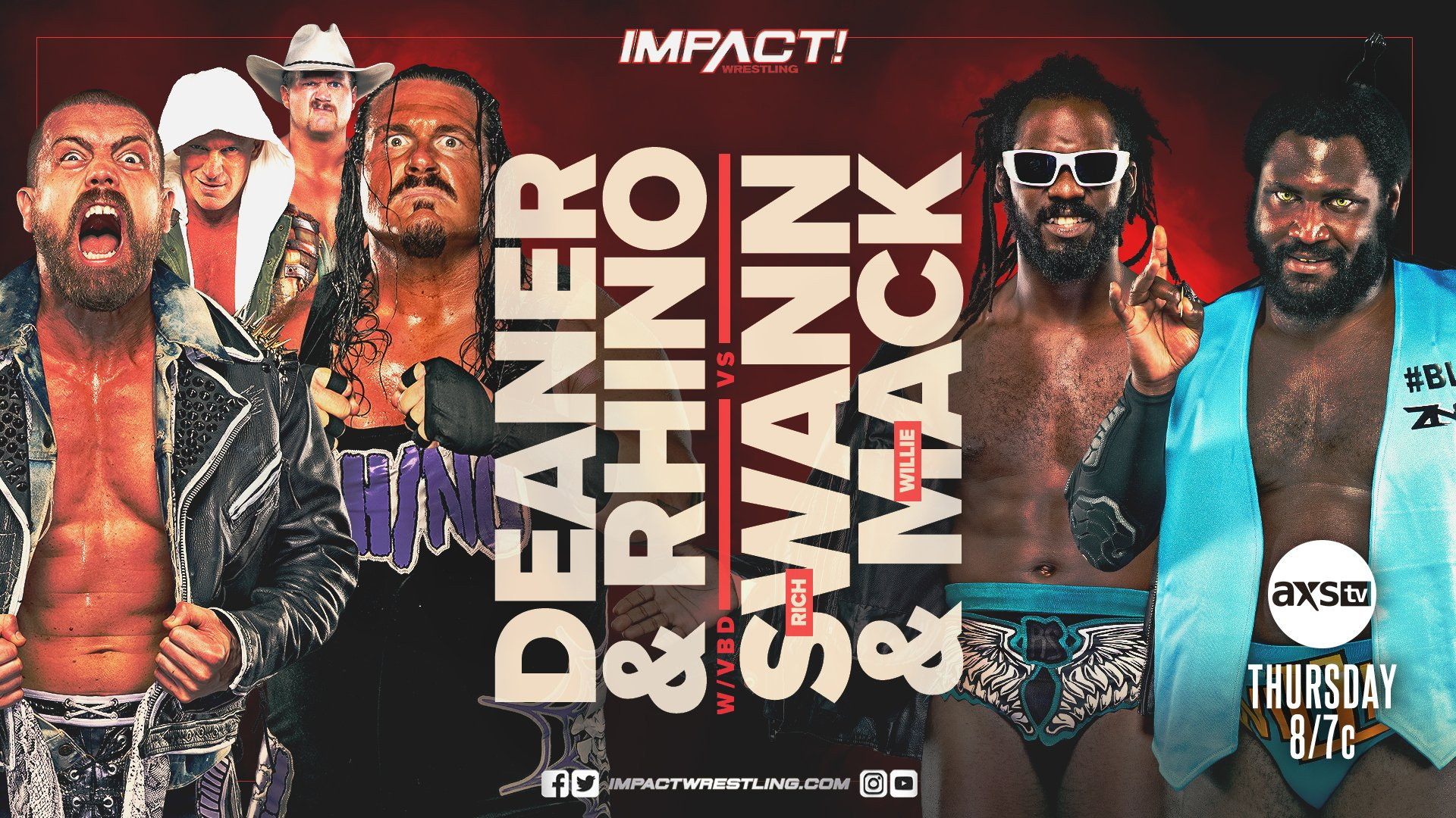 Brace For IMPACT for 7/29/21