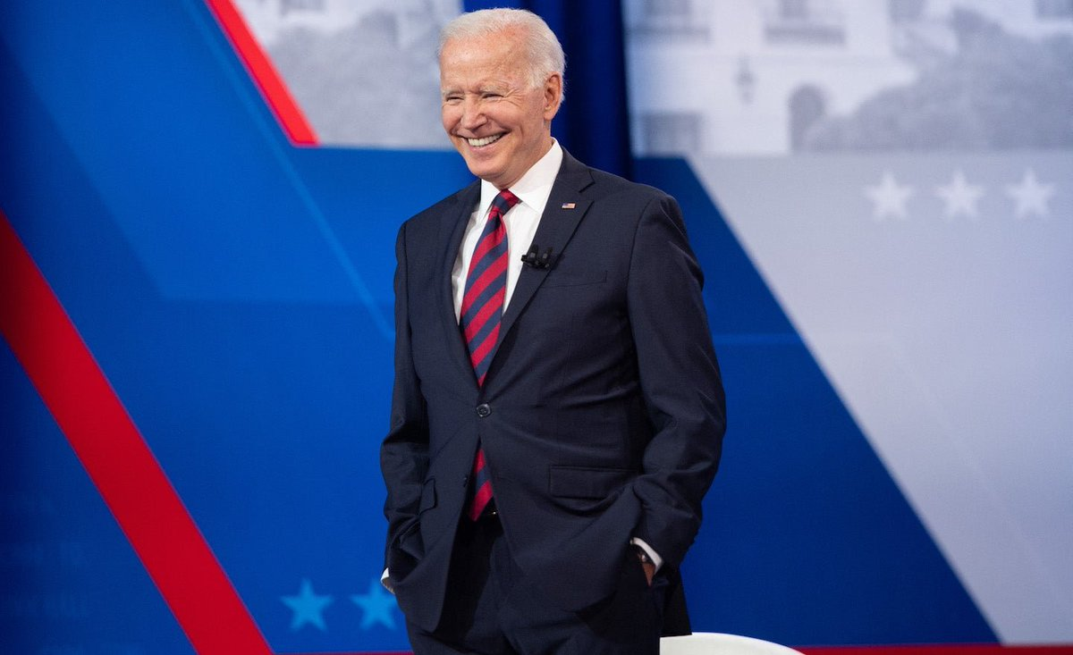 NEW POLL: 73 percent of Democratic voters would consider voting for Biden in the 2024 primary https://t.co/OIA6Fm2Boe https://t.co/hJQNCKg3T9