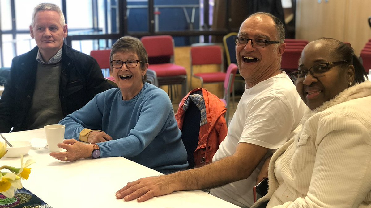 test Twitter Media - 🎨 Arts and crafts, Mindfulness, and bingo are just a few of the activities @QCCA_ltd are offering to older people in Camden who have been hit with isolation during the pandemic. Thank you to @LondonMasons for making this possible through a generous grant of £28,519 🤗 https://t.co/VFtKEhrXC1