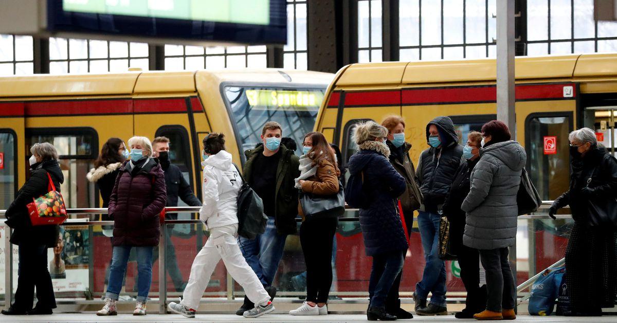 Germany's confirmed coronavirus cases rise by 1,919 - RKI https://t.co/TOz5AkqiNi https://t.co/PkvZWmDARs