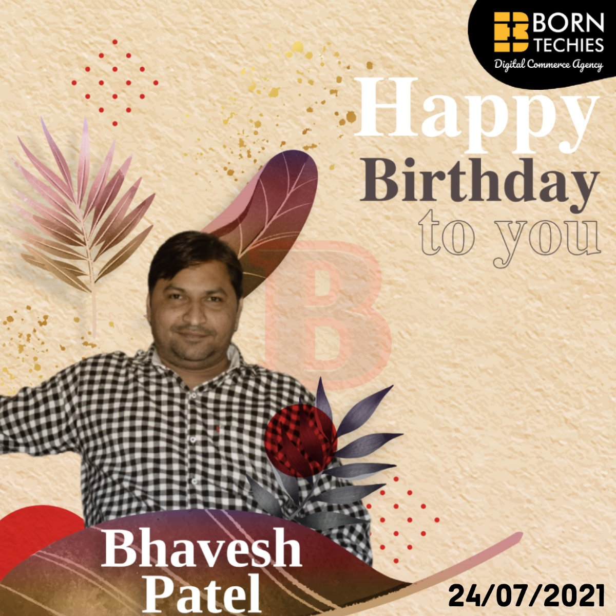 Happy birthday to a wonderful person who means so many different things to our company! BTPL team wishes you an amazing year that ends with accomplishing all the great goals that you have set! #birthday #love #happybirthday #party #cake #birthdaycake #birthdayboy #digitalwishes4u https://t.co/nH1rNdExdS