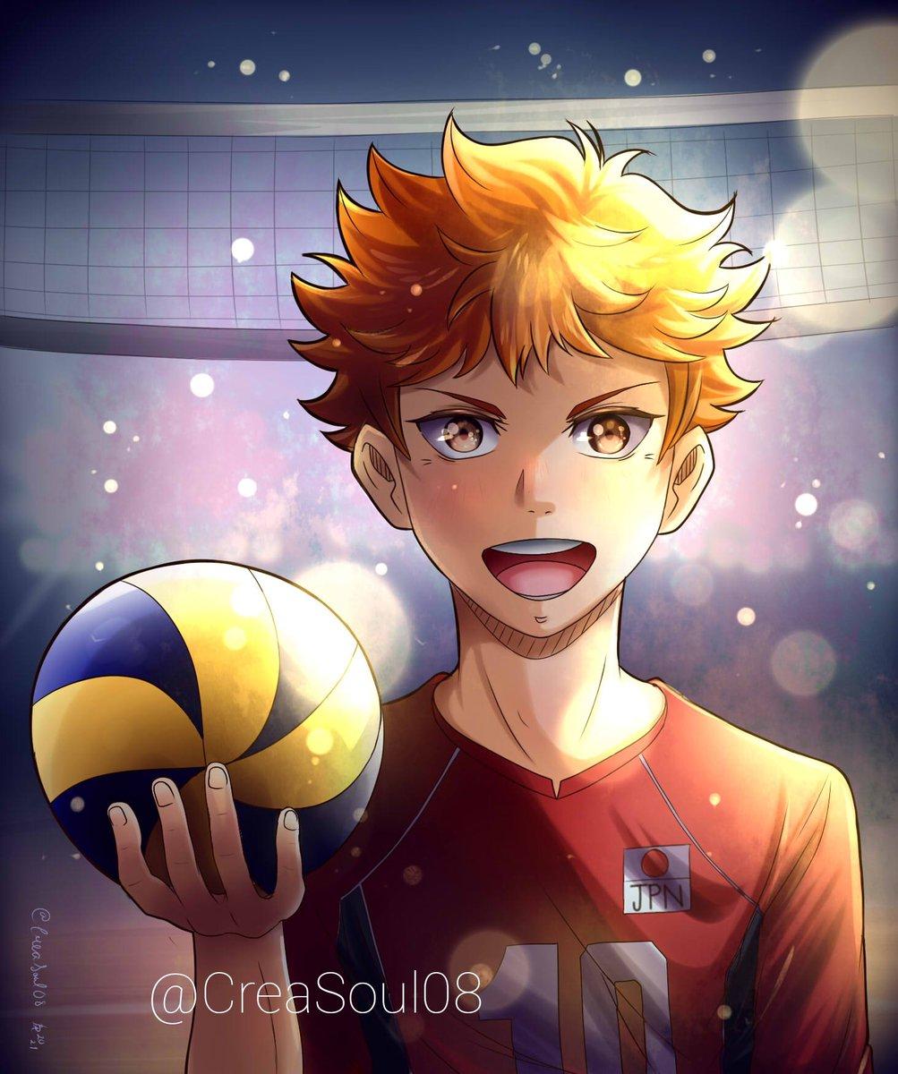 Por el inicio de los juegos Olímpicos, les muestro un fanart de Hinata 🏐  #haikyuu #hinatashoyo #anime #manga #fanart  #olimpicgames #haikyuuedit #practice #juegosolimpicos #animeart #animefanart #dibujos #artwork #karasuno #volleyball #sport #artsport #cute #kawaii @EspHaikyuu https://t.co/xxLMUw1Ixq