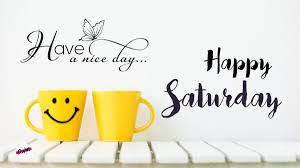 #Happy Saturday Everyone!!!! Have a nice day 🙏🙏🙏 https://t.co/aO3WmybYGU