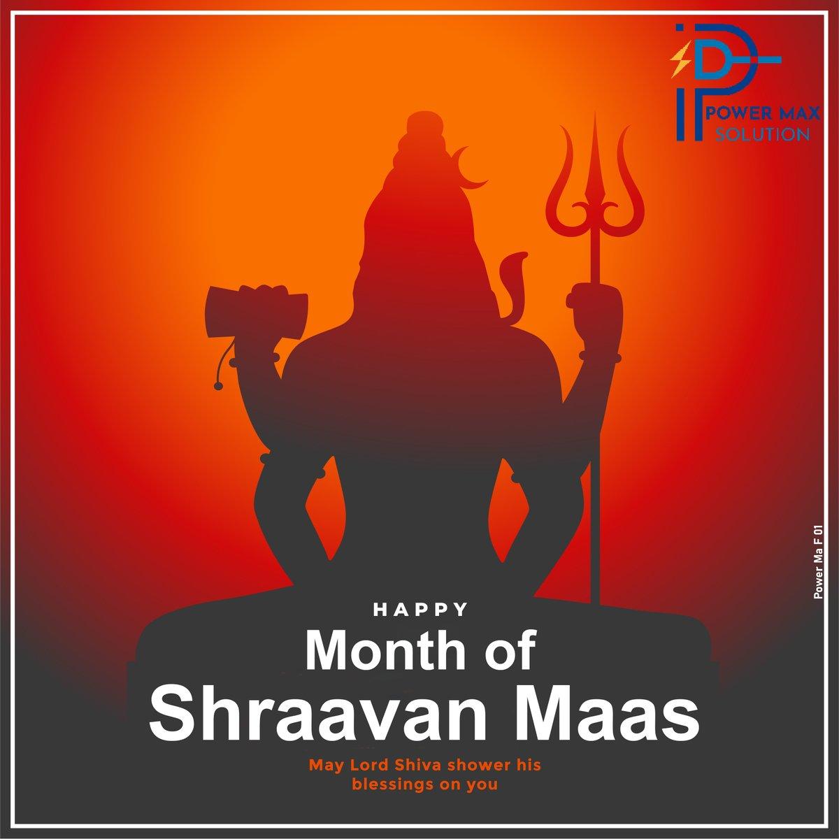 Wishes you #Happy Month of #Shraavan #Maas , May #Lord #Shiva Shower his #blessings on Us   #rainnyseason #monson #monsonvibes #sawaan https://t.co/99gm1N5LnR