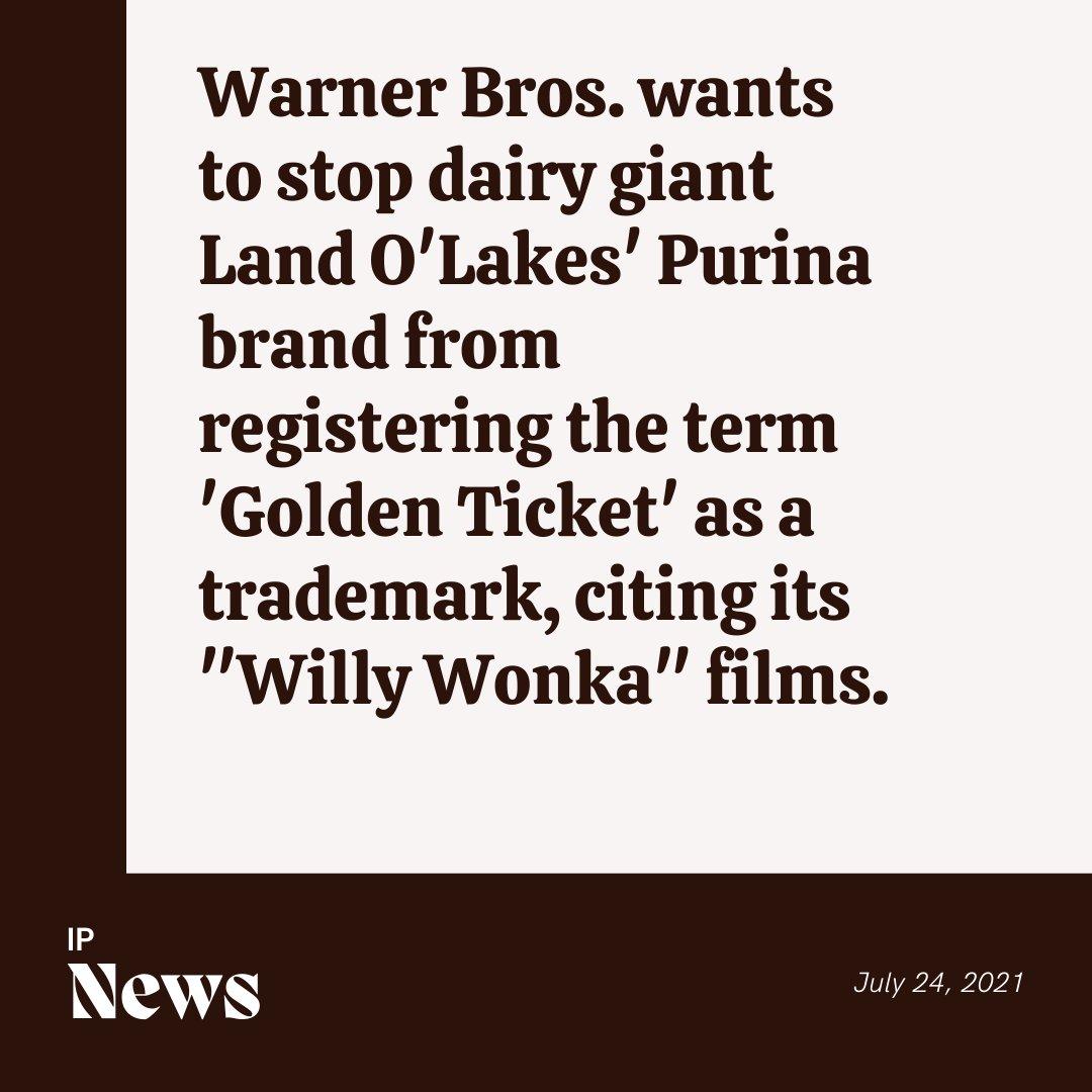 #info #style #entertainment #business #world #art #brand #trademarks #WarnerBros #willywonka #goldenticket #films #twitter #news #updates #trending https://t.co/ArmWH1szmN