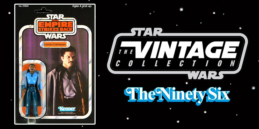 The Vintage Collection: The Ninety Six - THE EMPIRE STRIKES BACK Lando Calrissian https://t.co/H2RQqaPzdg https://t.co/GS5eAqwO2y