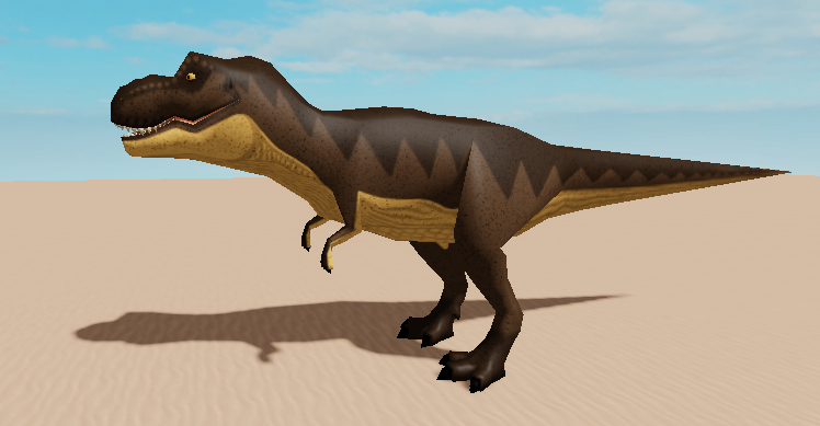 After lots of hours and hard work, I did it! The new low poly rex is finally done! It can fit into light weight games like Roblox while keeping a nice look, I finally did it guys! Well, Until the next project!  #JurassicWorldDominion #Roblox #RobloxDev #robloxart #Blender3d #art https://t.co/Q9YQ2KFuSz