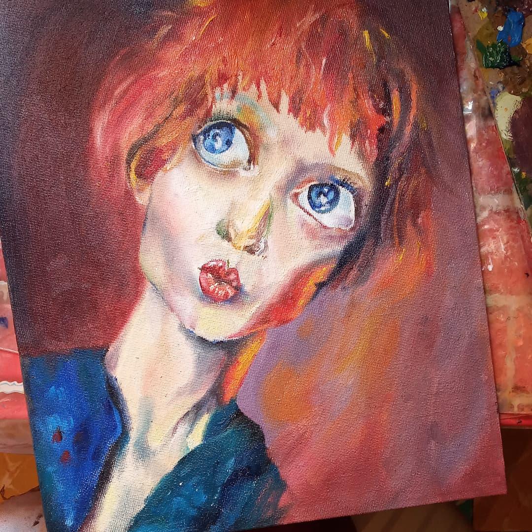 Color lo que alivia el dolor  . . . #art #arte #pintura #paint #color https://t.co/XHRy7THSEL