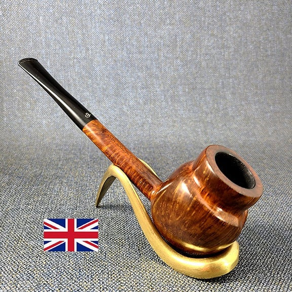 Excited to share the latest addition to my #etsy shop: CHARATAN'S MAKE EXECUTIVE 4 (L): Gently Used/Unique! 70's-80's (Lane Era) English Vintage Estate Smooth Briar Straight Freehand Tobacco Pipe https://t.co/BRDUXU871d #brown #birthday #christmas #black #usedbriarpipe https://t.co/EBTjUgZCPM