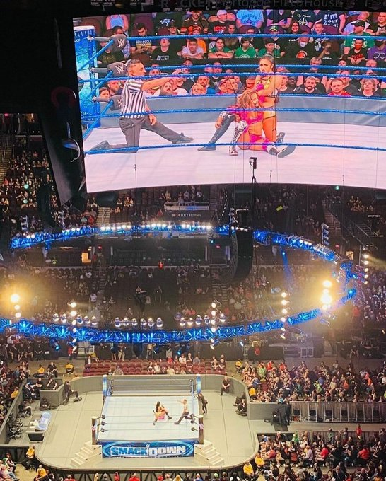 Video: John Cena And Roman Reigns Featured In A Match After WWE Smackdown 2