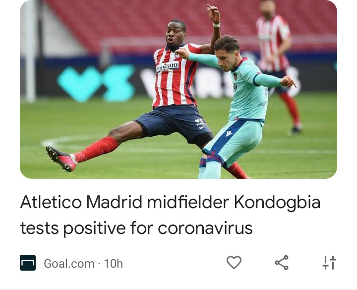 Is the vaccine not working? A virus as small as Barcelona's chance of winning La Liga next season, and humans can't defeat it? Humans ain't shit. https://t.co/aAoyr0dqn9