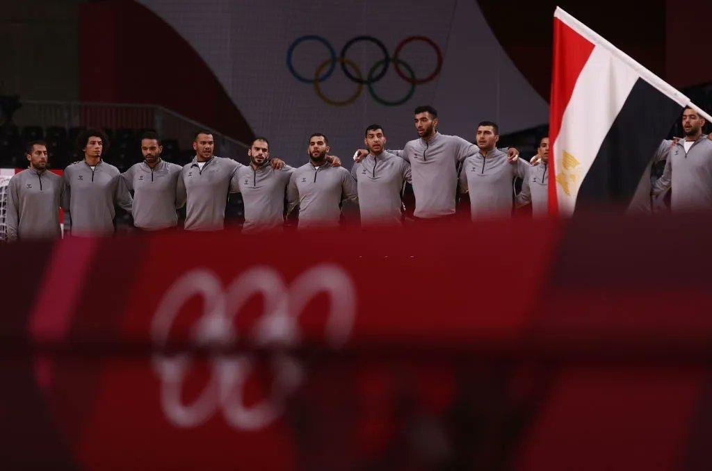 أولمبياد طوكيو - المنتخب المصري لكرة اليد