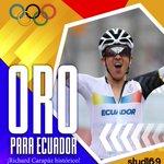 Image for the Tweet beginning: ¡VIVA #ECUADOR, CARAJOOOOOOO! 😭🇪🇨  @RichardCarapazM hace