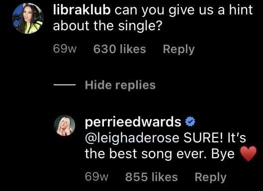 perrie about every little mix song ever: https://t.co/UmDf6rKvni