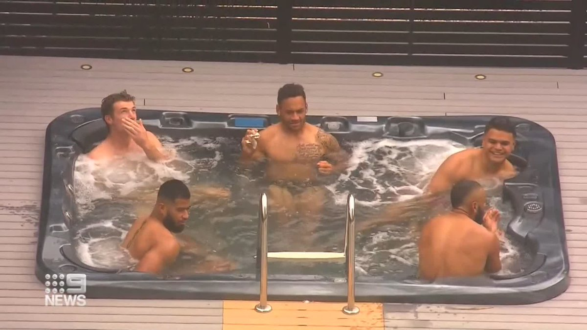 #EXCLUSIVE: Api Koroisau's origin 'bubble breach' could cost him his chances of ever playing for the Blues again.New South Wales Rugby League boss David Trodden is furious with Koroisau, threatening to hit him with a further punishment. @Danny_Weidler #9News