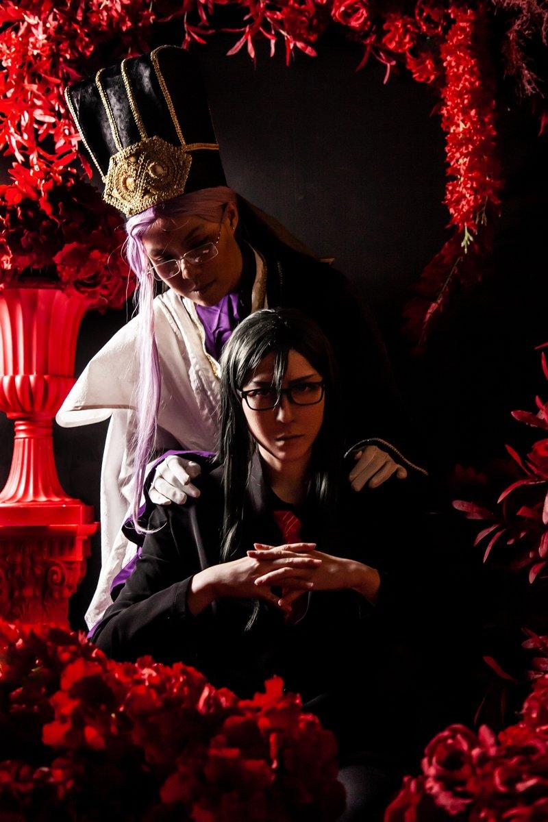 test ツイッターメディア - 【撮】【Fate/Grand Order】  陳宮 / 伶月  ロード・エルメロイⅡ世 / 刑夜  カメラ / mihako  #コスプレ  #FGO #FateGrandOrder #二世 #陳宮 https://t.co/V6nFwV3A0Z