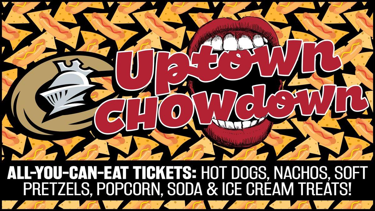 Uptown Chowdown August 21st & 28th (1:05 pm only)  🎟️ https://t.co/zbXGhhdBX3 https://t.co/VE2k6PBQo1