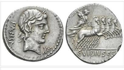 سکههای رومی
